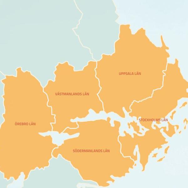 Den kulturella och kreativa sektorn i Stockholm-Mälarregionen
