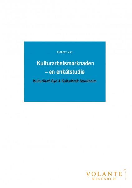 kulturarbetsmarknaden