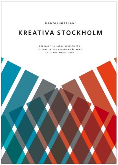 Kreativa Stockholm omslag