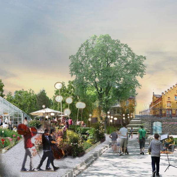 Stadsutveckling i Växjö