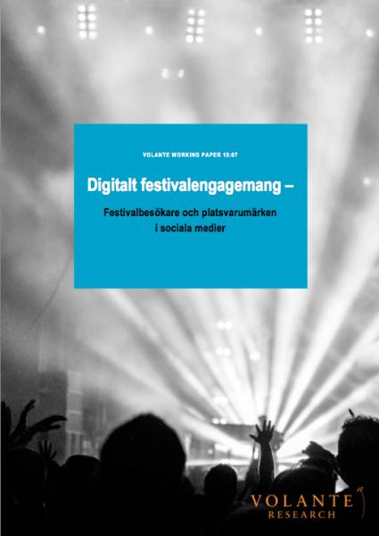 Digitalt festivalengagemang - omslag